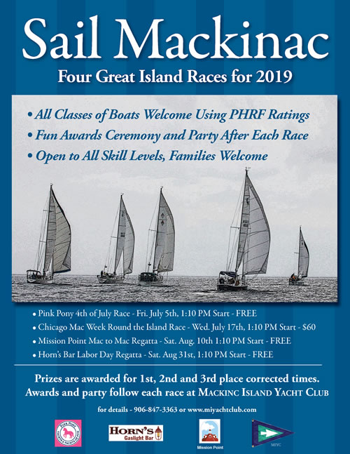 2019 Race Poster